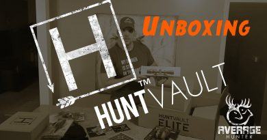 HuntVault & HuntVault ELITE Unboxing
