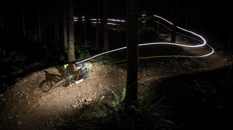 Tips for Mountain Biking in the Dark