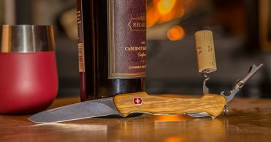 Victorinox Swiss Army Wine Master: Review