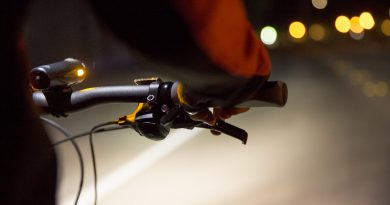 14 Tips for Road Riding in the Dark
