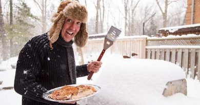 Gear You Need for Winter Grilling