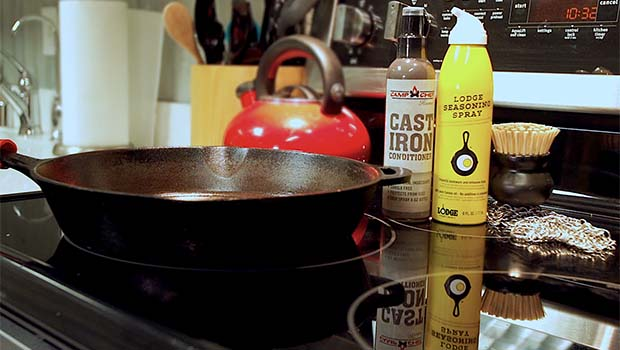 How To Clean, Care For Cast Iron Cookware