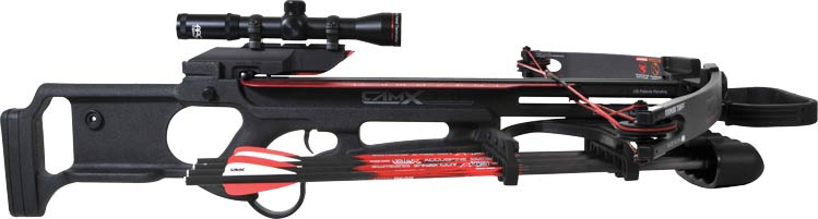 Crossbow Review: CAMX X330