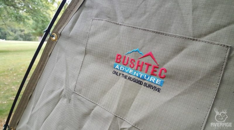 Bushtec Adventure ALPHA KILO Tent Review