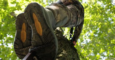 Boots For Bowhunters