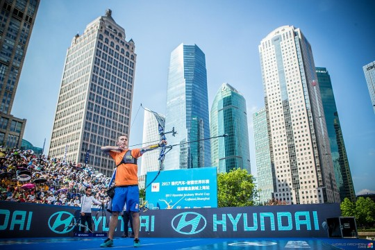 World Cup Stage 1: Shanghai