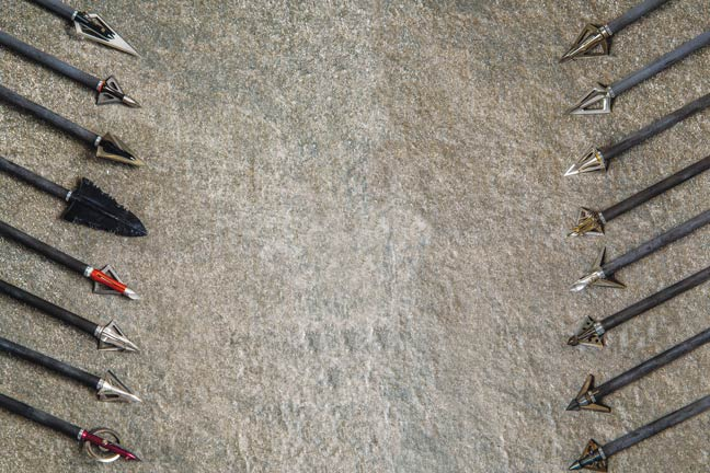 2017 Fixed-Blade Broadhead Test