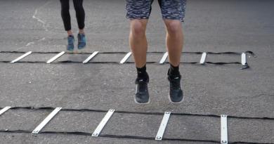 Wild Skills | Agility Ladders & Footwork