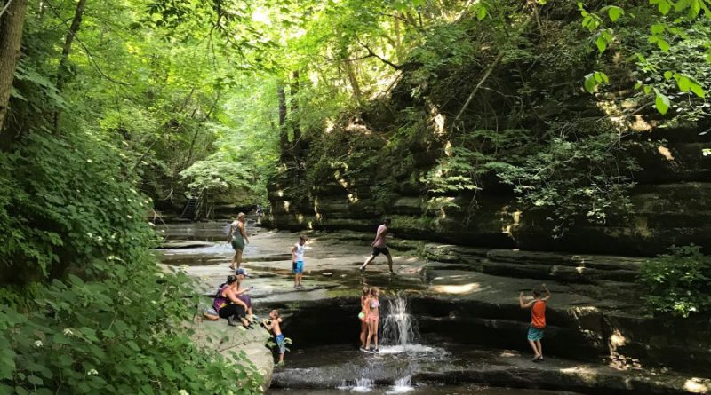 Chicago's Top 6 Dayhikes
