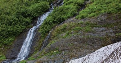 The Alaskan Non-Profit Saving State Parks