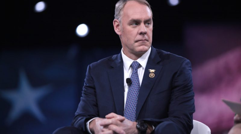 Interior Department Fires 4 Managers for Harassment