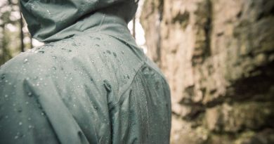 What Does it Mean if a Jacket is Water Resistant?