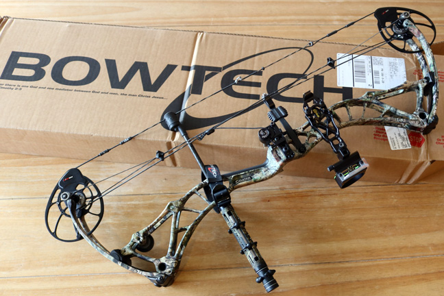 Launch Day — 2018 Bowtech Realm