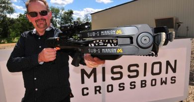 Mission Crossbows SUB-1: The Name Says It All