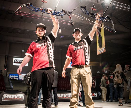 Hoyt Dominates Vegas. AGAIN.
