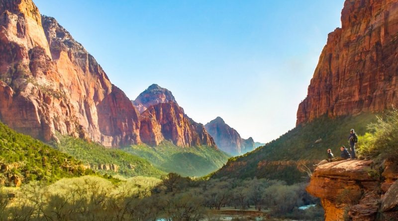 Zion National Park Considers Limiting Visitors, and Other Parks May Follow Suit
