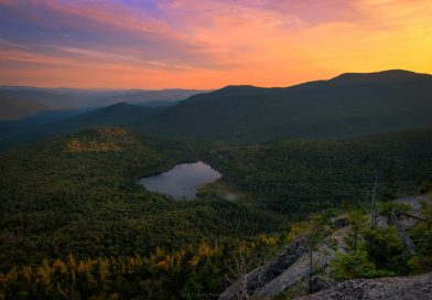 Boston's Top 5 Dayhikes