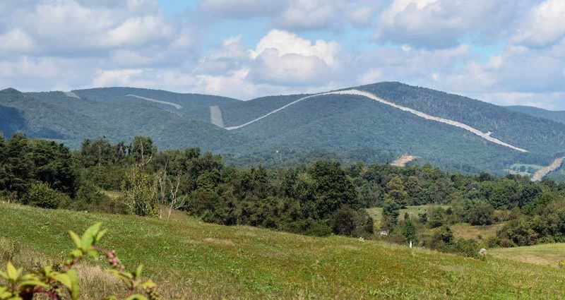 The Fight Against a Pipeline Along the Appalachian Trail