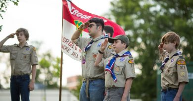 Boy Scouts Now Allows Girls
