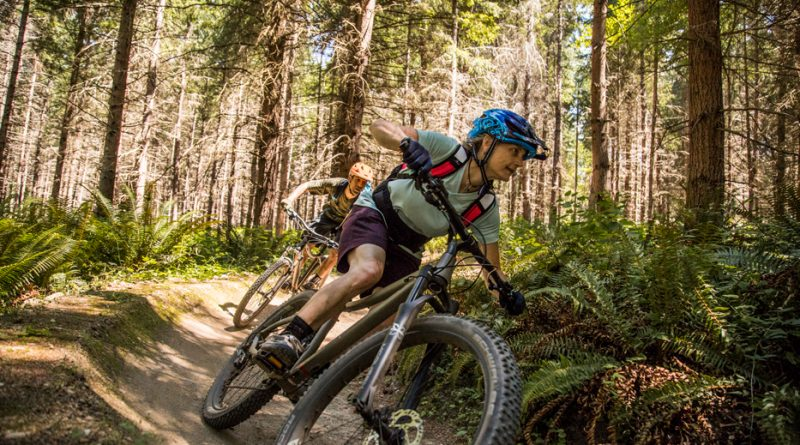 Hitting the DRT: Test Riding Co-op Cycles Mountain Bikes