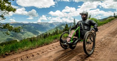 How Cycling Is Helping Veterans Find Peace at Home
