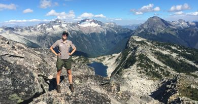 A Backcountry Ranger Shares Her Passion for Wilderness