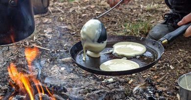 Mesquite Pancakes & Gluten-Free Mesquite Pancakes