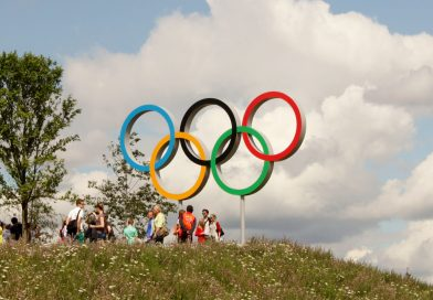 Welcome to the Olympics of Hiking