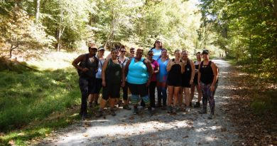 Building Community Through Group Hiking