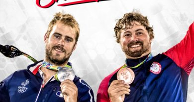 RIO 2016: Bows Of Champions