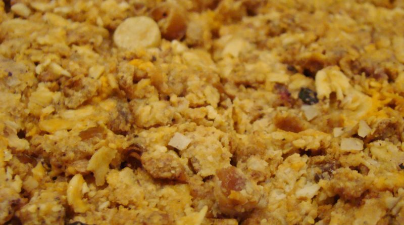 Recipe: MiddView Granola Bar