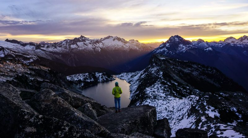 Seattle's Top 10 Dayhikes
