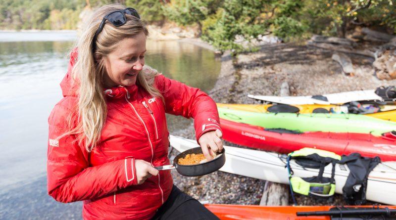 Kayak Camping Recipe: Savory Pancakes