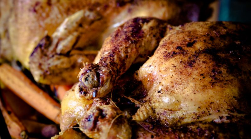 Thanksgiving Camping: How to Roast a Bird on the Trail