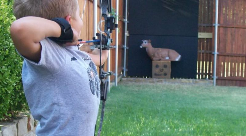 4 Tips for Backyard Target Shooting