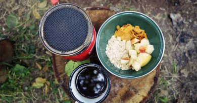 Backpack Better: How to Create a Weekend Menu for Less Than $25