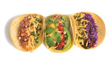 Recipe: Trail Tacos