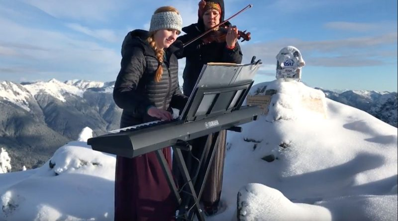 The Musical Mountaineers Give the Wild a Live Soundtrack