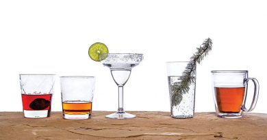 5 Drinks for Backcountry Bartenders