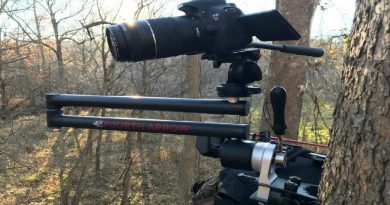Fourth Arrow's Carbon Arm: Self-Filming Has Never Been More Simple