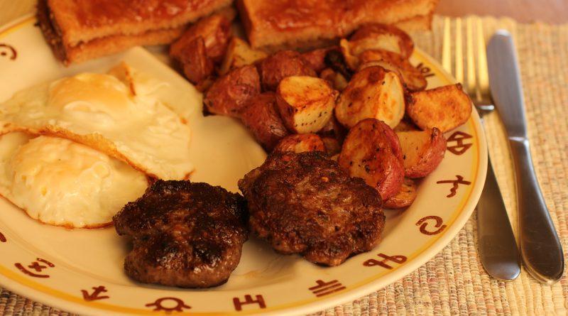 Bear Meat Bratwurst Sausage
