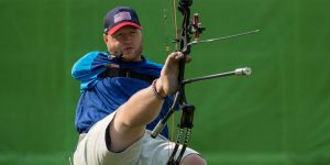 Anyone Can Shoot with Adaptive Archery