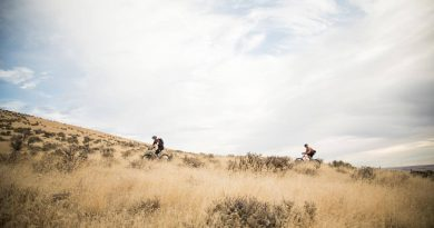 Dust, Sun and Singletrack