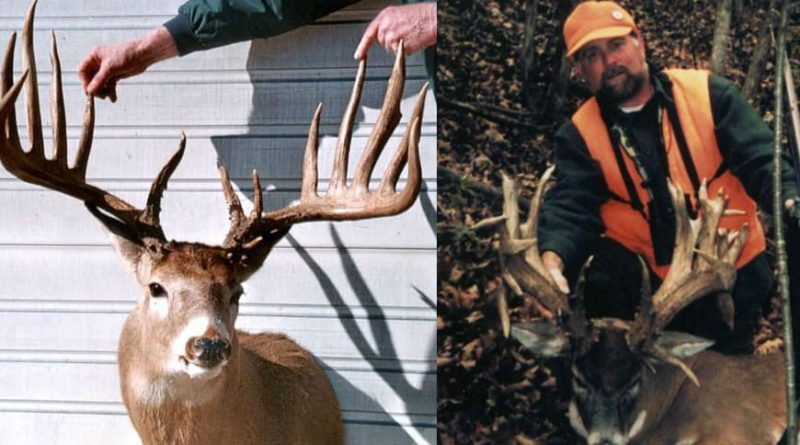 #WhitetailWednesday: 8 World Class Bucks You May Have Never Heard of Before