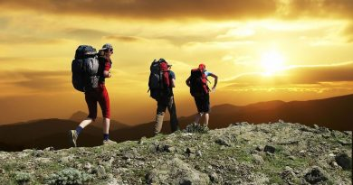 The Health Benefits Of Walking and Trekking in the Outdoors