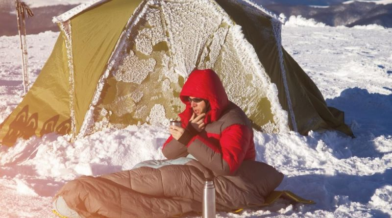 make sleeping bag warmer